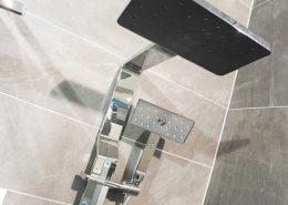 Exposed showers - Bathroom Depot Leeds