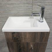 Cloackroom bathroom basins 20 - Bathroom Depot Leeds