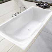 kaldewei silenio steel bath