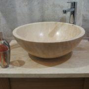 Natural stone bathroom basins 3 - Bathroom Depot Leeds