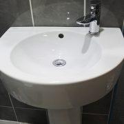 Semi pedestal bathroom basins 1 - Bathroom Depot Leeds