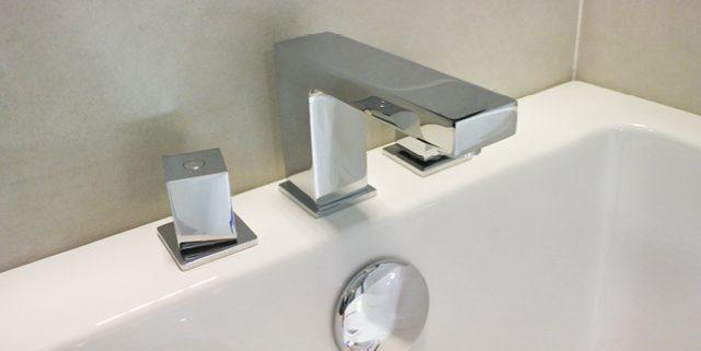 Bath filler taps 1 - Bathroom Depot Leeds