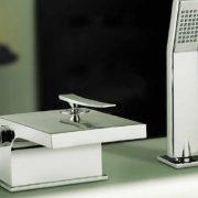 Bath shower mixer taps 1 - Bathroom Depot Leeds