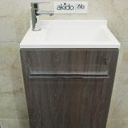 Cloackroom bathroom furniture 7 - Bathroom Depot Leeds