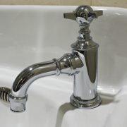 Traditional basin taps 1 - Bathroom Depot Leeds