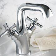 Traditional basin taps 6 - Bathroom Depot Leeds