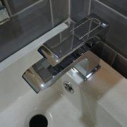 Waterfall basin tap 1 - Bathroom Depot Leeds
