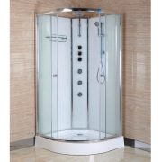 Quadrant shower enclosures, shower cubicles - Bathroom Depot Leeds 4