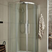 Quadrant shower enclosures, shower cubicles - Bathroom Depot Leeds 9