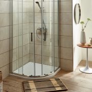 Quadrant shower enclosures, shower cubicles - Bathroom Depot Leeds 7