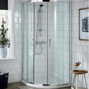 Quadrant shower enclosures, shower cubicles - Bathroom Depot Leeds 6