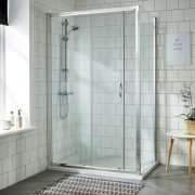 Sliding door shower enclosures, shower cubicles - Bathroom Depot Leeds 4