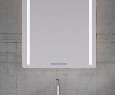 Funkyheat bathroom heated mirror